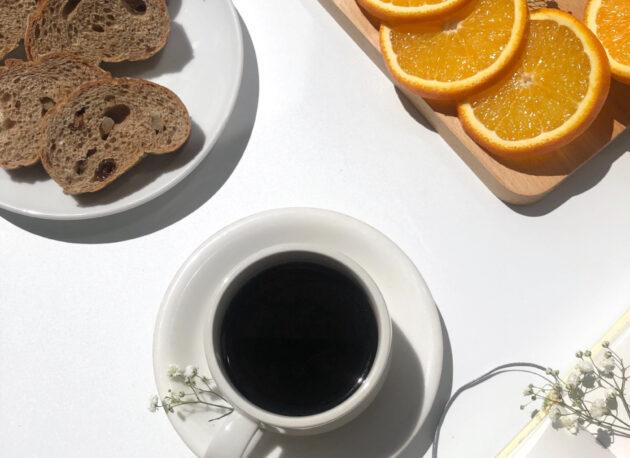コーヒーの食べ合わせ
